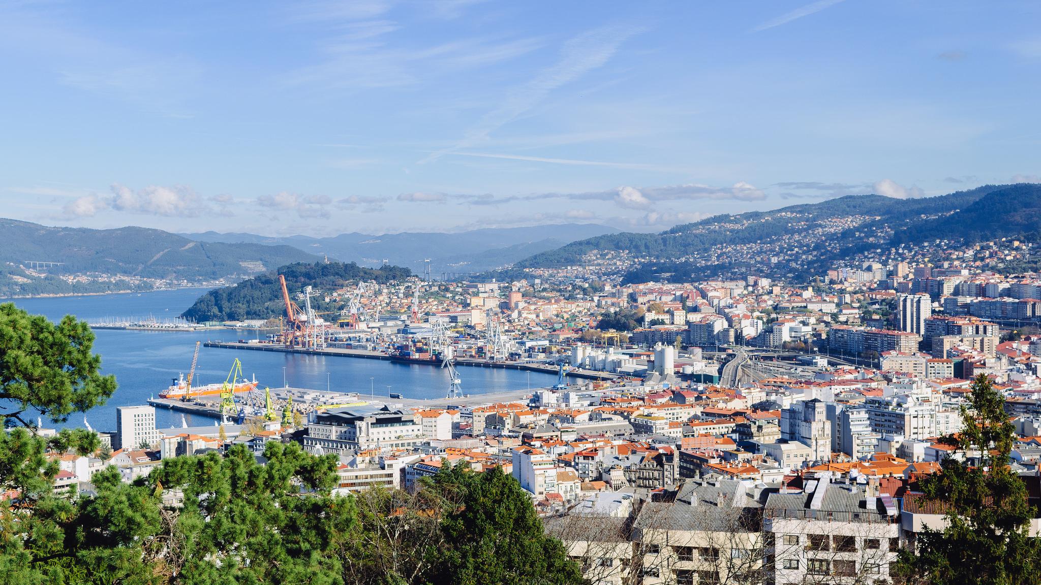 Vigo-Galicia-Rias-Baixas